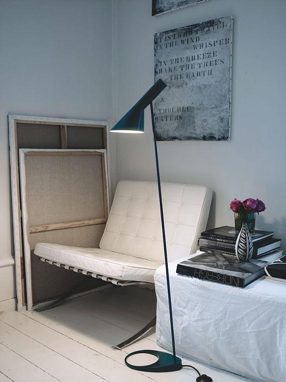 Poulsen - AJ floor lamp by Arne Jacobsen