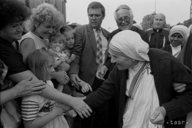 Matka Tereza počas života navštívila aj Šaštín a Kysuce. Čítajte viac na: http://www.dobrenoviny.sk/c/53669/matka-tereza-pocas-zivota-navstivila-aj-sastin-a-kysuce  #matkatereza #šaštín #kysuce