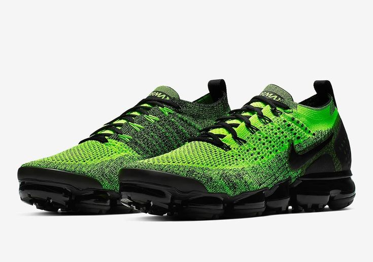 Nike Vapormax 2.0 Neon Green Release Date   SneakerNews.com   Nike ...
