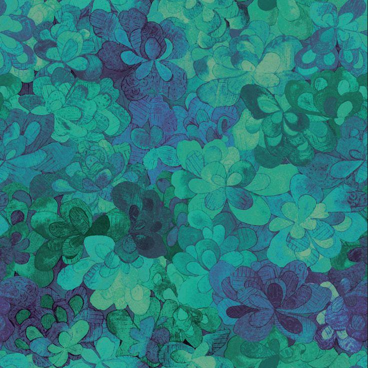 Liberty Tana Lawn: Emerald Bay Green (A) – DuckaDilly