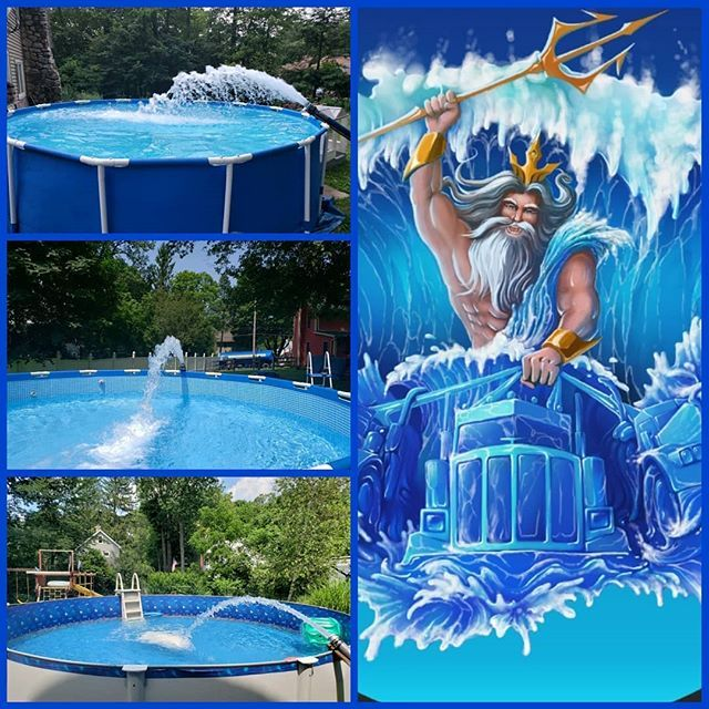 Call Go Water King For Your Bulk Water Delivery Needs Call 862 236 3555 Visit Www Gowaterking Com Gowaterking Pools Poolwarer Water Delivery Pool Water