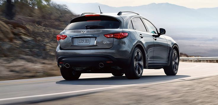 2018 Infiniti QX70 Engine Performance