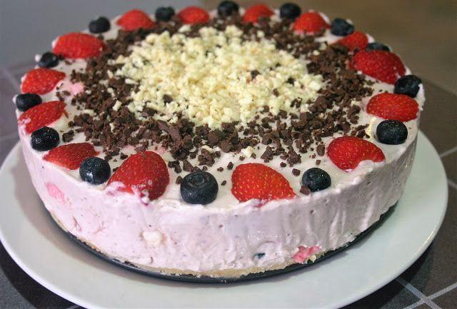 Ambrosia Cheesecake