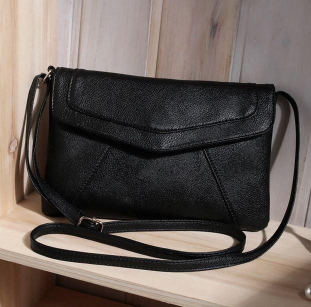 Dámská crossbody koženková malá kabelka – černá – SLEVA 80 % + POŠTOVNÉ ZDARMA Na tento produkt se vztahuje nejen zajímavá sleva, ale také poštovné zdarma! Využij této výhodné nabídky a ušetři na poštovném, stejně …