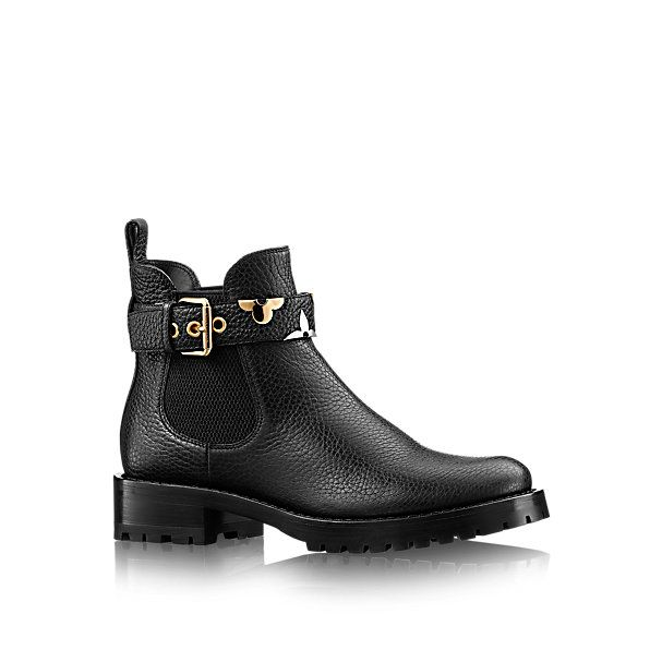 Women's Luxury Christmas Gift - Fast Ride Ankle Boot  Women Shoes    LOUIS VUITTON