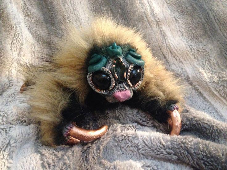 Baby Sloth!!! by darkangellord69 on deviantART