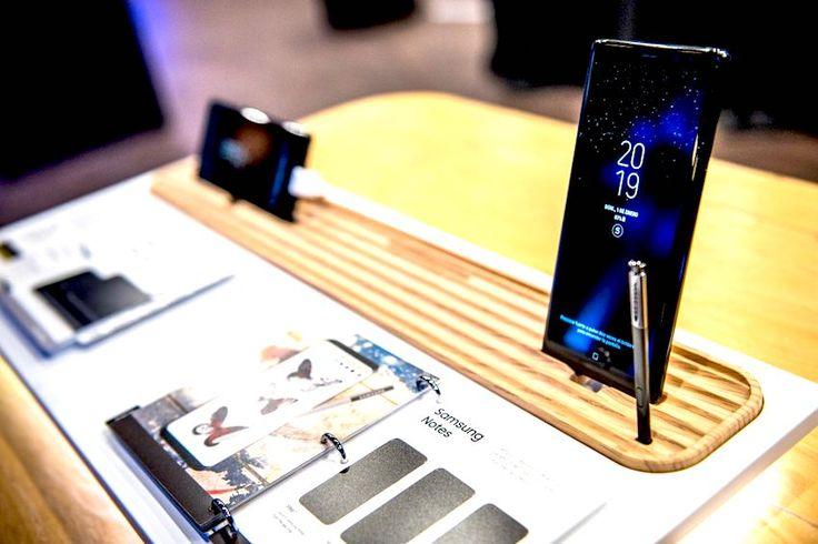 Desde este 21 de septiembre, está a la venta el Samsung Galaxy Note 8 en Estados Unidos, Canadá, Singapur y Corea, entre otros países.