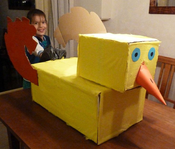 Sinterklaas-surprise kip