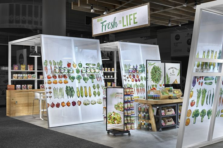 10 Examples of Creative Trade Show Booth Design - Business ... |Exhibit Booths Product