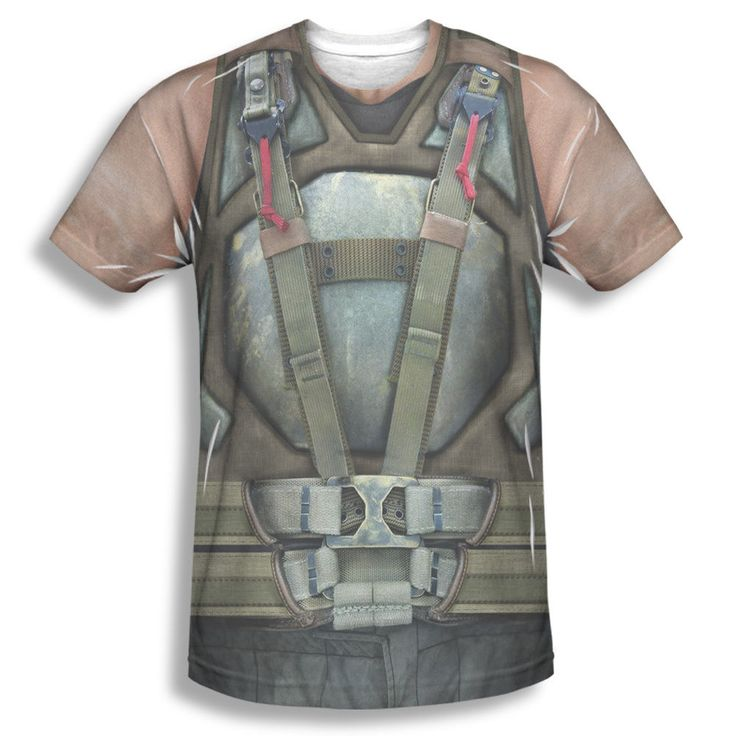 Snl ace sublimated costume tshirt