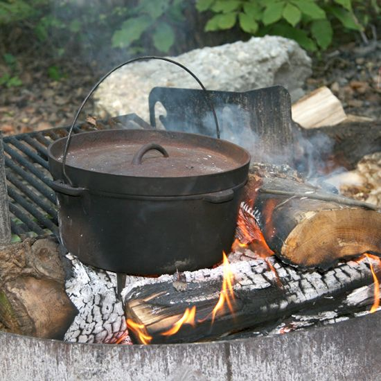 FWX THINGS YOU DIDNT KNOW YOU COULD COOK WHILE CAMPING