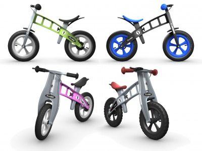 FirstBIKE Street Bike, $160 | Best Toys for Kids - Parenting.com