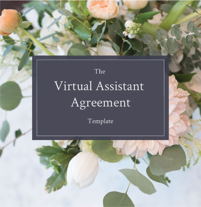 The virtual assistant contract is exactly what you need before you start your virtual assistant business. This contract will lay out exactly what is expected of both parties, and exactly what is ne…