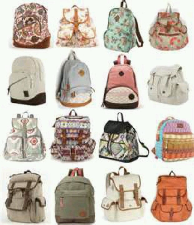 10 best Cute Girly Purse BackPacks ! images on Pinterest ...
