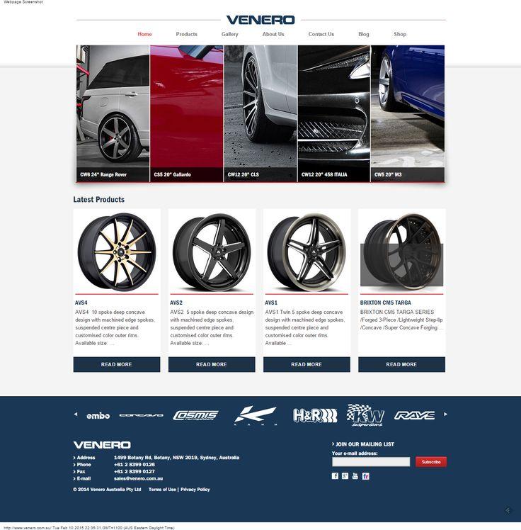 Venero Wheels - https://ronaldjusuf.wordpress.com/2015/02/10/venero-wheels/