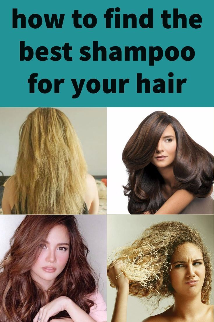 How To Find The Best Shampoo For Your Hair Thin Dry Hair Best Shampoos Thin Blonde Hair