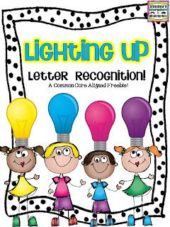 FREE letter recognition activity!