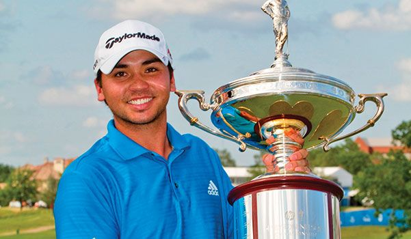 Jason Day - pro golfer PGA