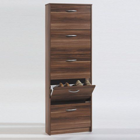 5 Drawer Shoe Storage Cupboard, Step5