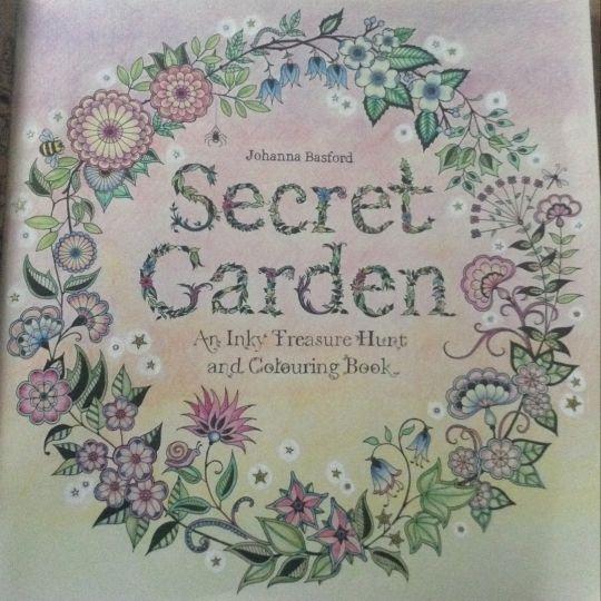 184 Best Secret Garden Pages Tutorials Images On Pinterest