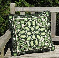 cross-pointTM Semi Annual Offer includes our MEADOW pattern, available in 5 color choices, including deep greens from our Summer Colors collection