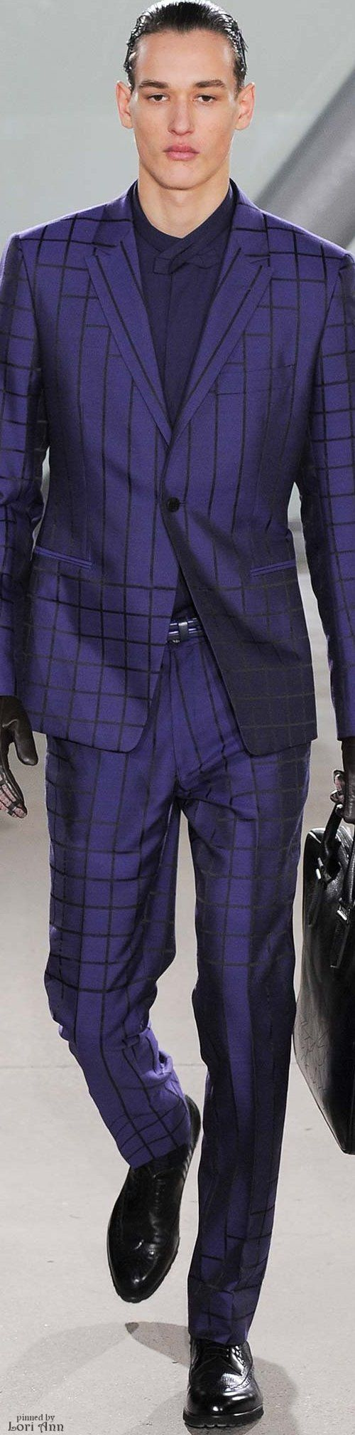 Issey Miyake Fall 2015 Menswear