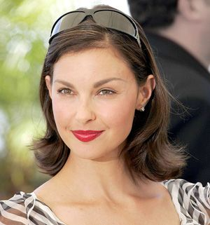 oh where did this goddess disappear to?  (Ashley Judd)