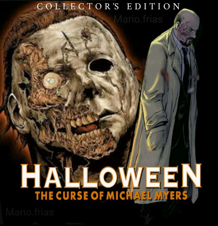 halloween the curse of michael myers horror movie slasher - Story Of Halloween Movie