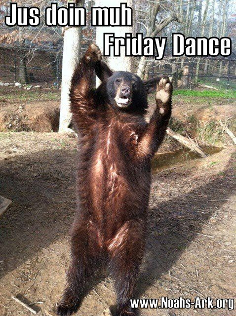 Jus doin muh friday dance! Little Anne, American Black ...