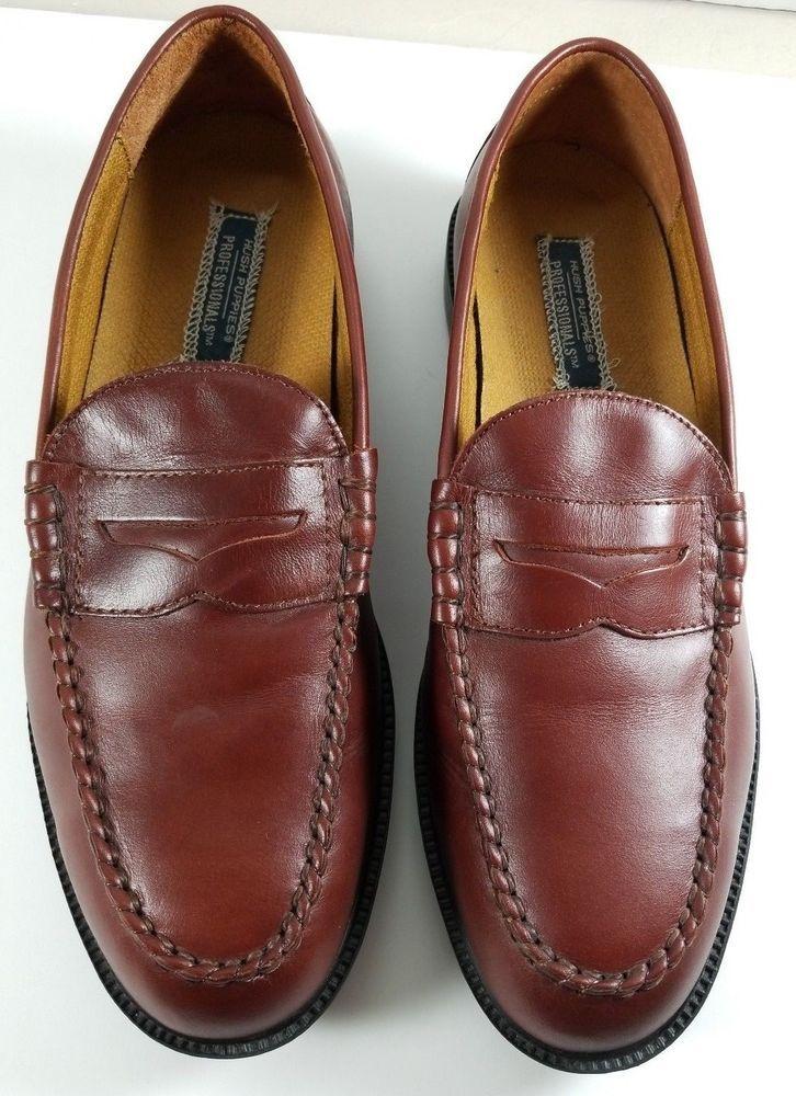 Shoes Sz 12 EEE Brown | Loafers men