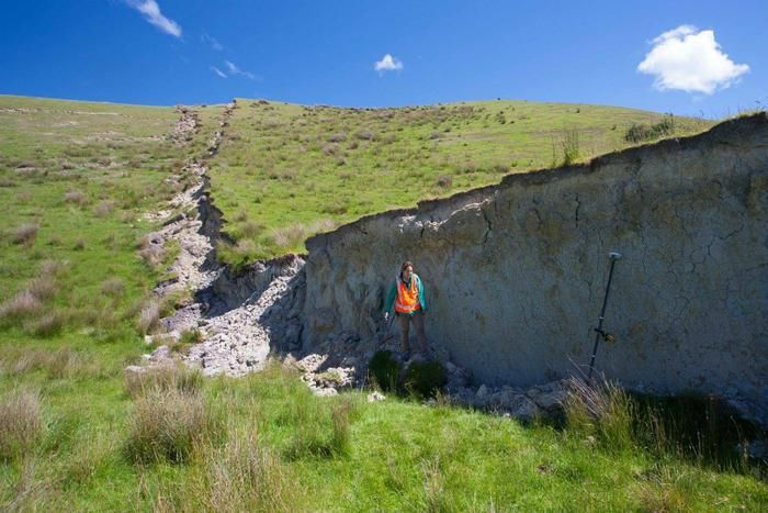 The earthquakes have been devastating for the north Canterbury region (Dr Kate Pedley)