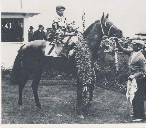 Gallant Fox - 1930 Triple Crown winner