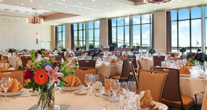 Hilton Baton Rouge Capitol Center Hotel, La - Riverview Ballroom