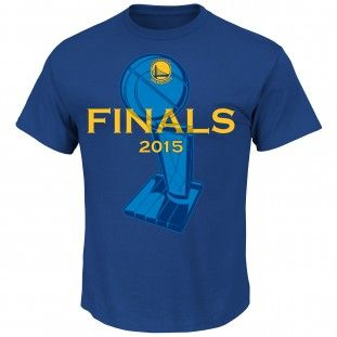 Golden State Warriors Finals Roster T-Shirt (Blue)