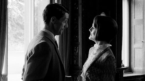 Downton Obsession ..♢mary crawley ♢michelle dockery ♢henry talbot ♢matthew goode ♢downton abbey ♢s6 ♢spoilers ♢608 ..