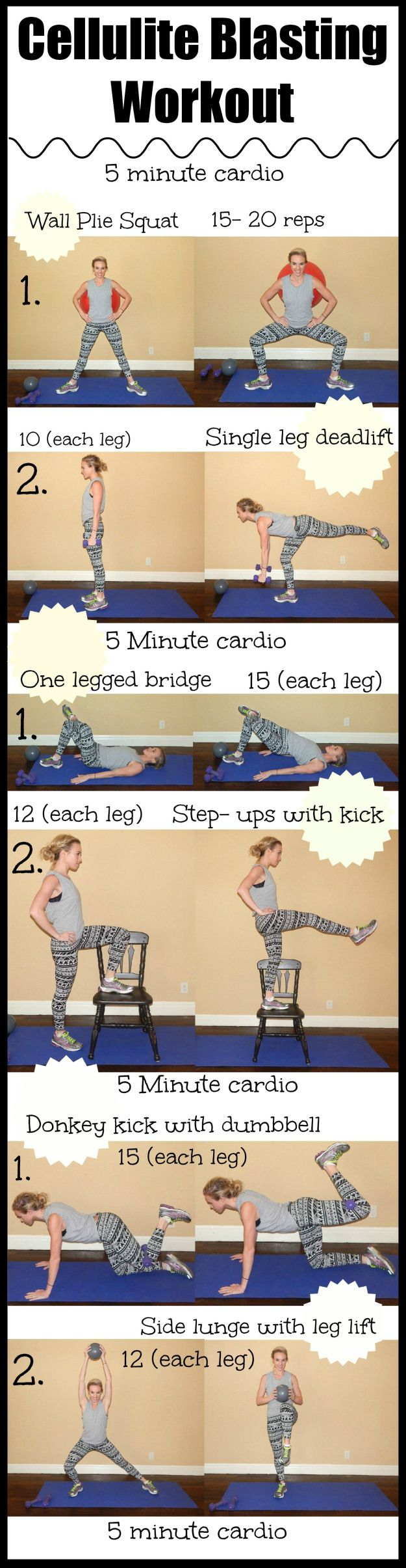 cellulite blasting workout 2