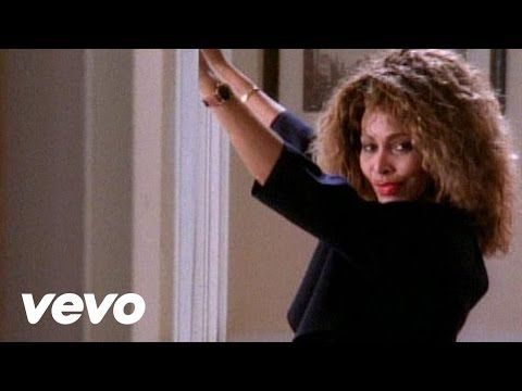 O futuro só depende de você! : Tina Turner - I Don't Wanna Lose You