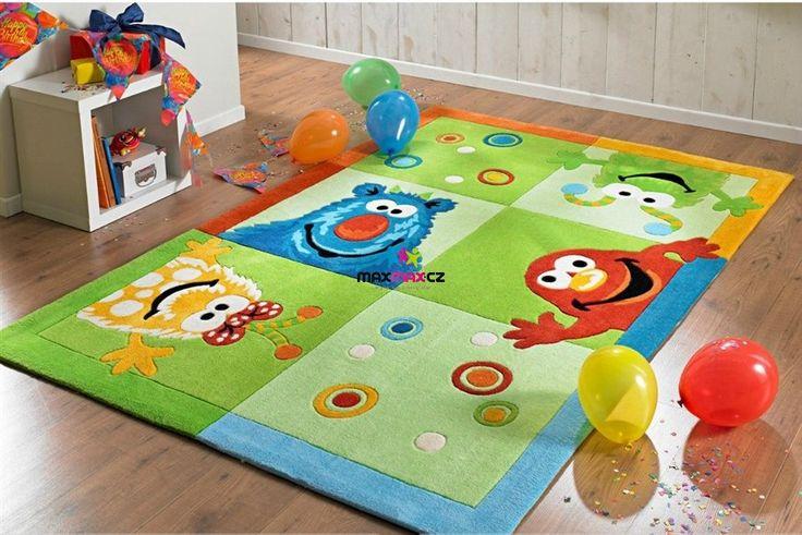 Dětský koberec BUBU