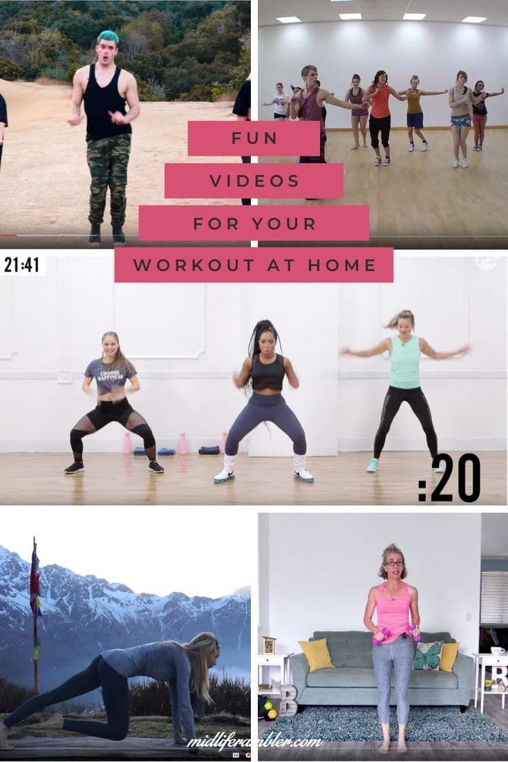 Work Out For Free At Home With These 15 Youtube Workout Videos Youtube Workout Videos Workout Videos For Women Workout Videos