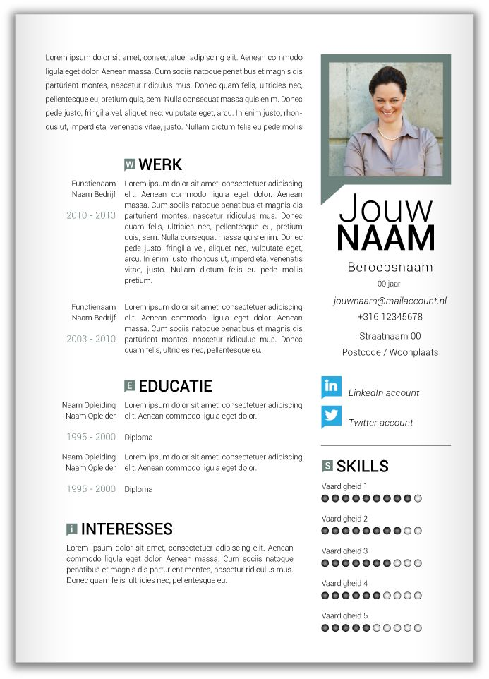 23 best CV Tips images on Pinterest Cv tips, Curriculum and Resume