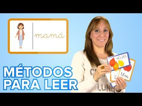 ¿CÓMO ENSEÑAR A LEER A UN NIÑO DE 5 - 6 AÑOS?   PREGUNTAS FRECUENTES - YouTube