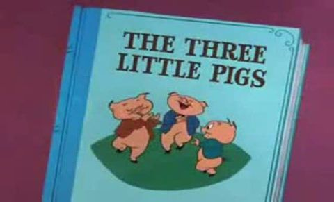 Los tres cochinitos!!! The Three Little Bops