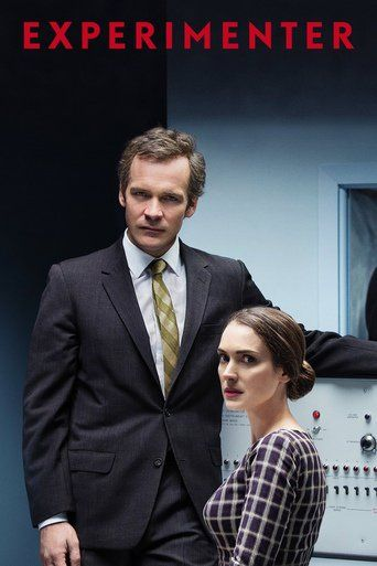 Experimenter (2015) | http://www.getgrandmovies.top/movies/29539-experimenter | Yale University, 1961. Stanley Milgram designs a psychology experiment that still resonates to this day, in which people think they're delivering painful electric shocks to an affable stranger strapped into a chair in another room. Despite his pleads for mercy, the majority of subjects don't stop the experiment, administering what they think is a near-fatal electric shock, simply because they've been told to do…