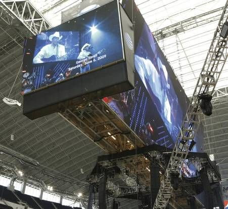 Dallas company boosts cellphone signal for George Strait concert
