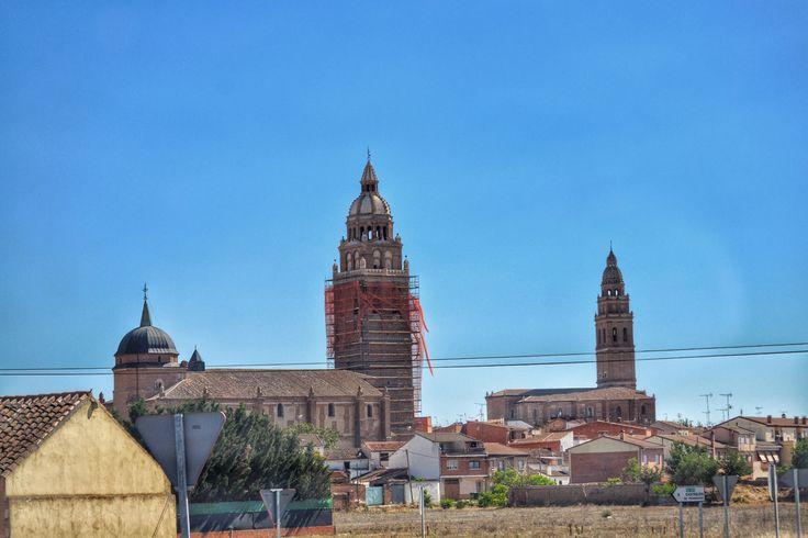 Iglesias de Santa Maria y San Pedro Alaejos