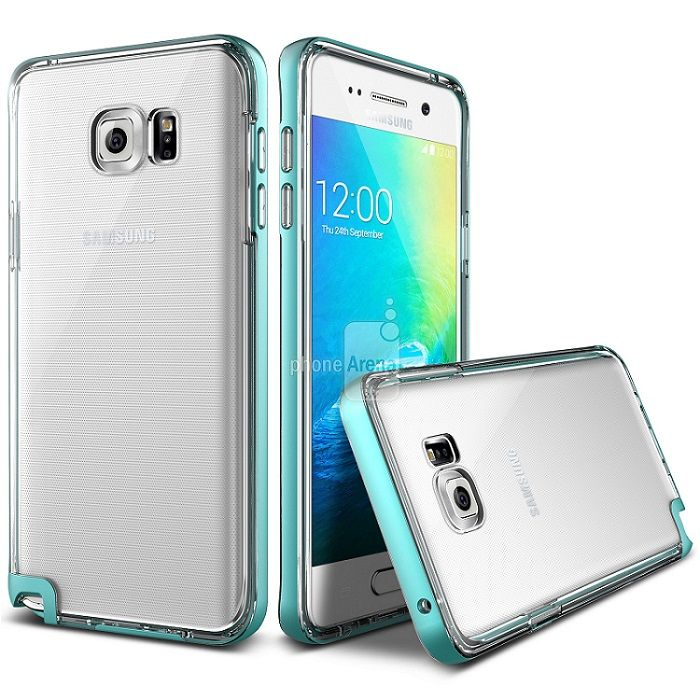 Check out the Samsung Galaxy Note 5 case renders   Doi Toshin
