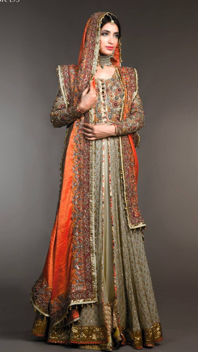 Fahad Hussayn, Bridal Couture, Pakistan                                                                                                                                                                                 More