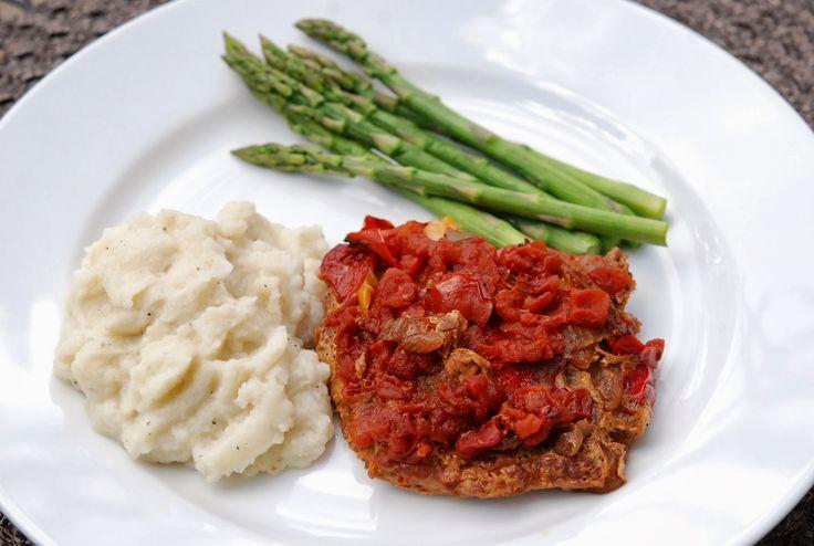 marys bites: Smothered Pork Cube Steaks