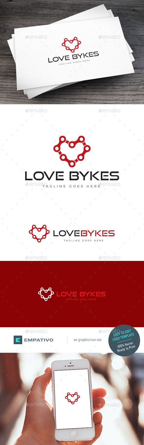 84 best a bike logo templates images on pinterest font logo love bykes logo template biocorpaavc Images