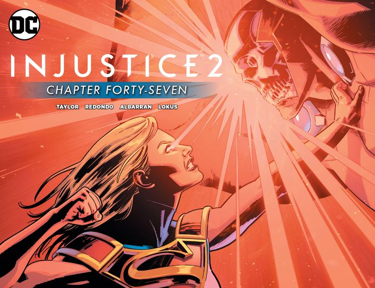 Injustice 2 Issue #47 - Read Injustice 2 Issue #47 comic online in high quality